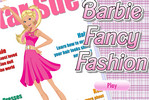 Play Barbie Fancy Fashion