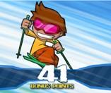 Play Math Ski