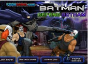 Play Batman Defend Gotham