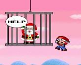 Play Mario Save Santa