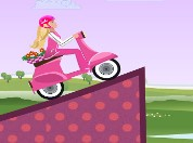Play Barbie Motorbike
