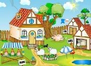 Play Farm Puzzle