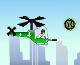 Play Ben 10 Helicopter