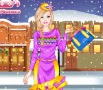 Play Winter Girl Dress Up