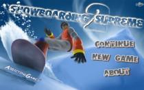 Play Snowboarding Supreme