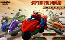 Play Spiderman Motor Racing