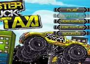 Play Monster Truck Taxi