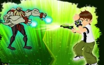 Play Ben 10 Shootout