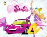 Play Barbie Car