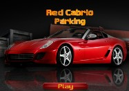 Play Red Cabrio Parking