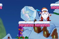 Play Santa Snow Fight