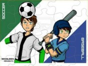 Play Ben 10 Puzzle
