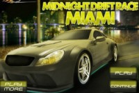 Midnight Drift Race Miami
