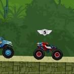 Play Monster Wheels 2