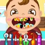 Play Baby At The Dentist