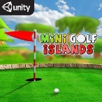 Play Mini Golf Island