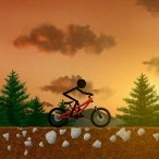 Play Stickman Dirtbike