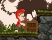 Play Red Girl In The Woods