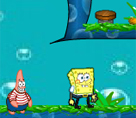 Play Spongebob Gold Rush
