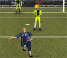 Play Bicycle Kick Champ 2014