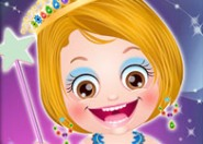 Play Baby Hazel Princess Makeover