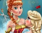 Play Elsa Tailor For Anna