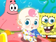 Play Spongebob And Patrick Babies