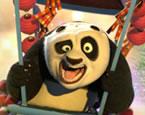 Play Kungfu Panda Fireworks Kart Racing