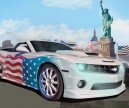 Play American Car Racing