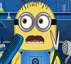 Minion Rush Beard Shaving