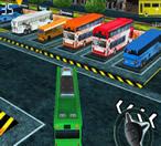 Play Bus Man Parking 3d