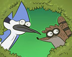 Regular Show Forgotten Lands