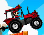 Play Mario Tractor Multiplayer