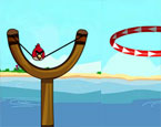 Play Angry Birds Sling Shot Fun 2