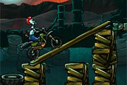 Play Atomic Zombie Motocross