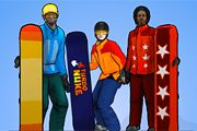 Play Snowboard King