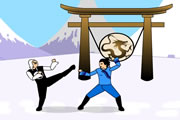 Play Legend Of The Dragon Fist