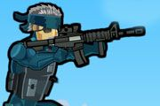 Play Strike Force Commando