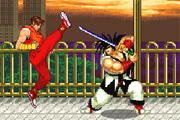 Play Final Fight 2