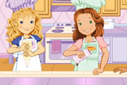 Play Holly Hobbie Muffin Maker