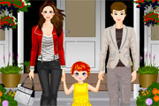 Play Family Dress Up