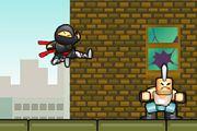 Play Sticky Ninja Missions