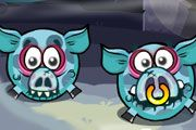 Play Piggy Wiggy 4 Zombie Edition