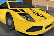 Play Lamborghini Racing Challenge