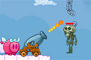 Play Piggy Cannon
