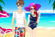 Play Couple On Summer Vacation