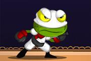 Play Ninja Frog
