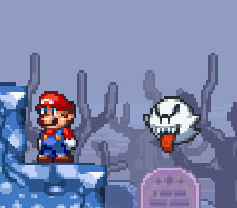 Play Super Mario 2 Ghost Island