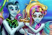 Play Monster High Ocean Celebration
