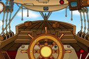 Play Steampunk Ship Escape